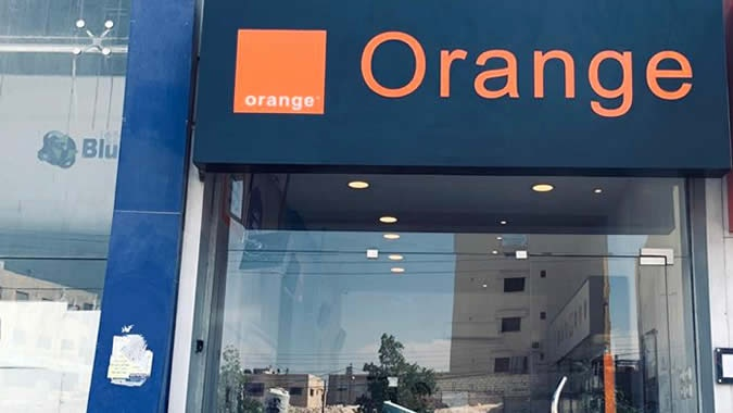 Orange store New Zarqa