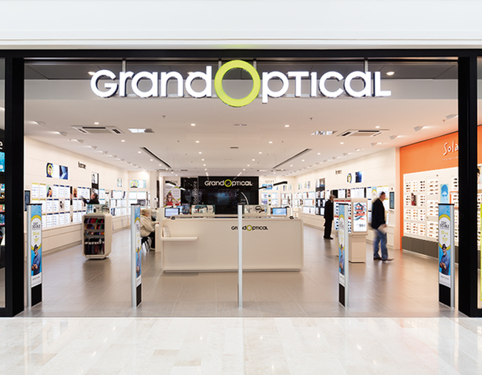 Opticien GrandOptical Brest Geant Casino