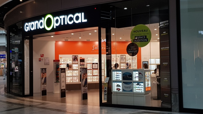Opticien GrandOptical Bègles