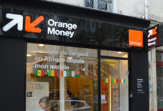ORANGE MONEY Guy Moquet
