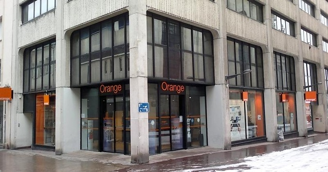 Boutique Orange - Nancy