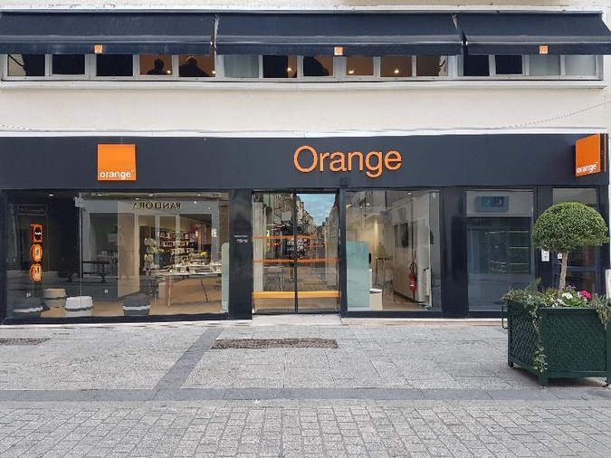 Boutique Orange Centre - Caen