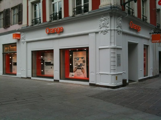 Boutique Orange - Mulhouse