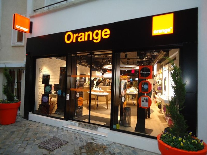 Boutique Orange - Etampes