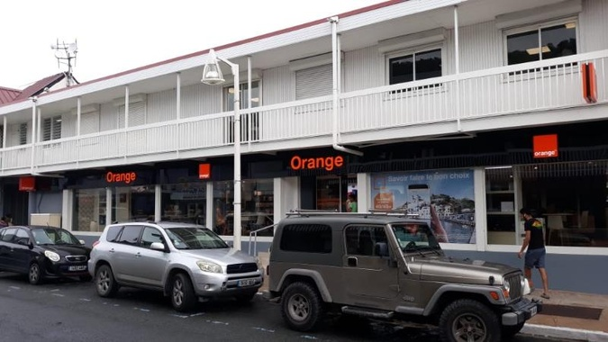 Boutique Orange Marigot - St Martin