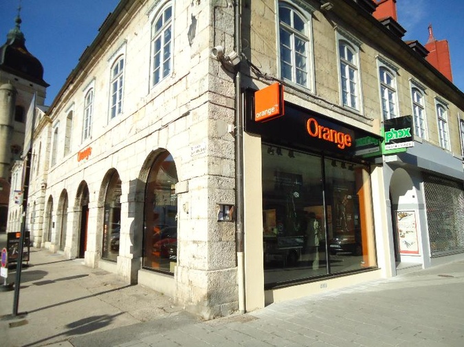 Boutique Orange - Pontarlier