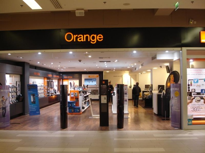 Boutique Orange Rivetoile - Strasbourg