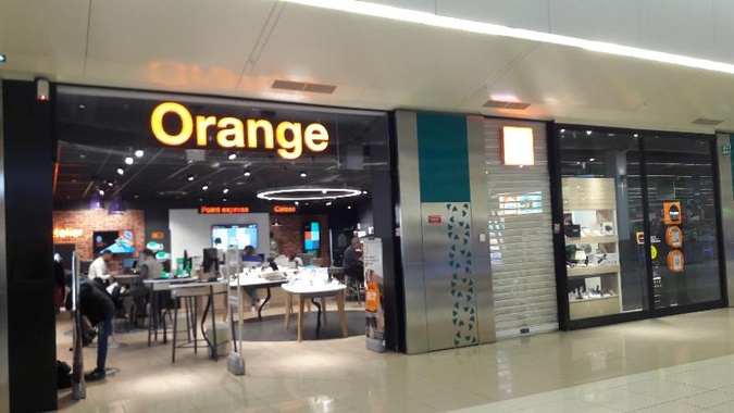 Boutique Orange - St Pierre des Corps