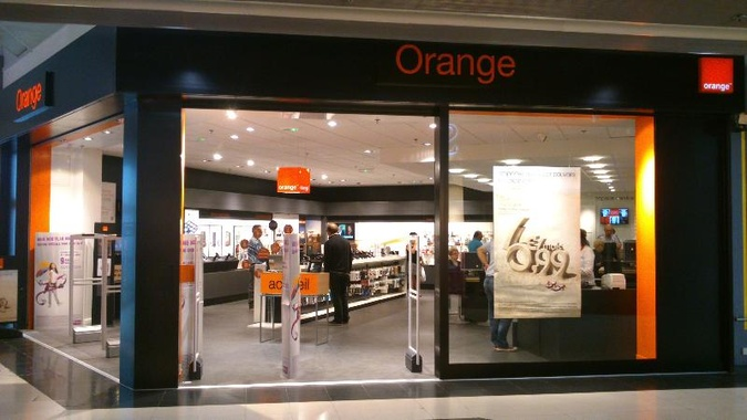 Boutique Orange Belvédère - Dieppe