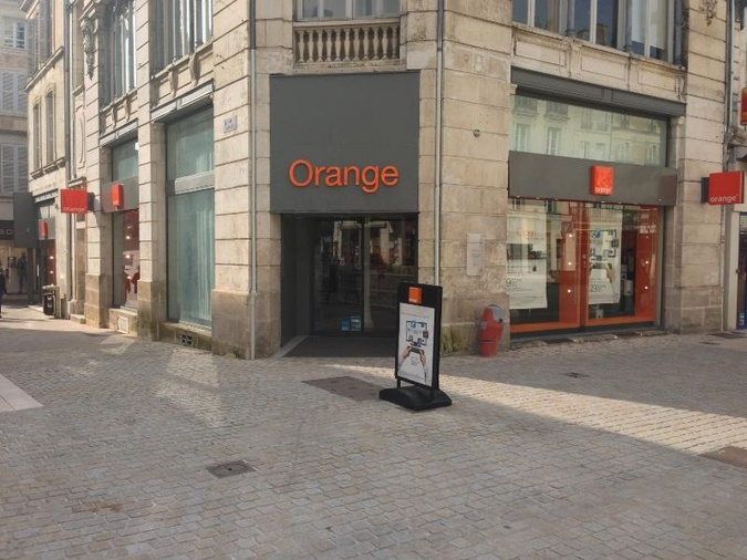 Boutique Orange Victor Hugo - Niort