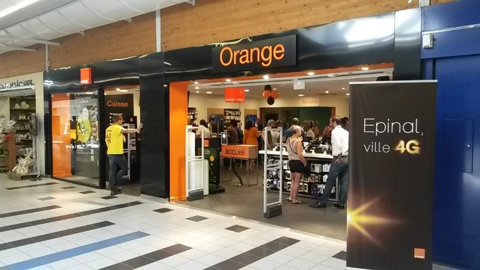 Boutique Orange - Jeuxey