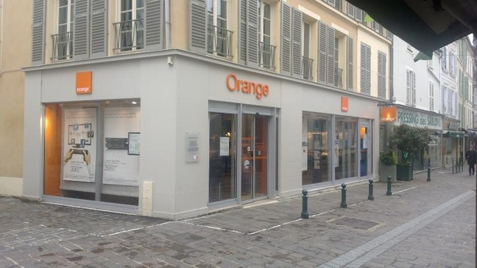 Boutique Orange - Fontainebleau