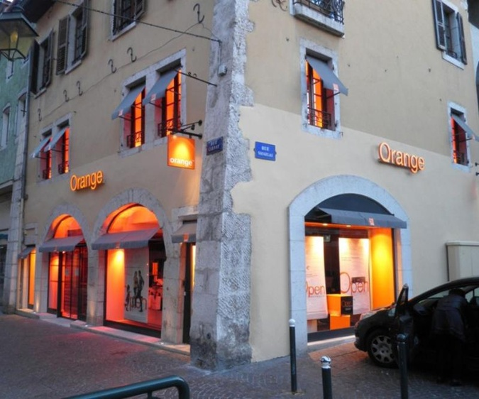 Boutique Orange Centre - Annecy