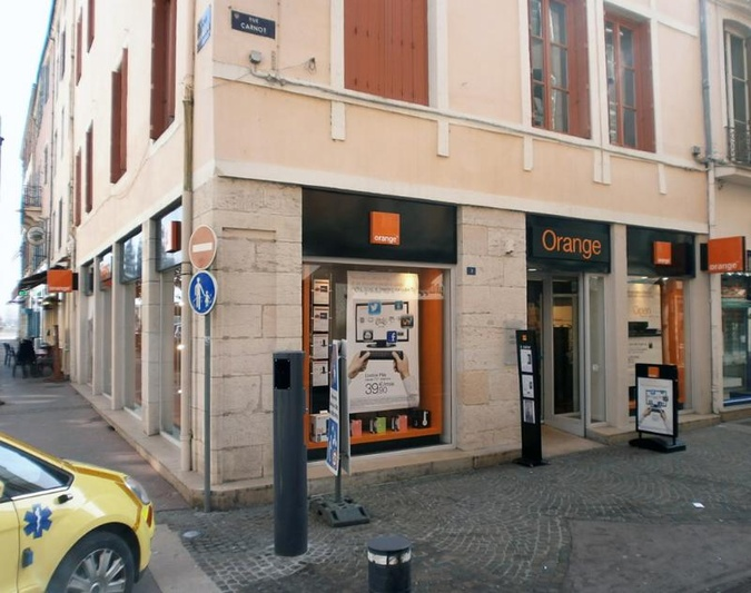 Boutique Orange - Macon