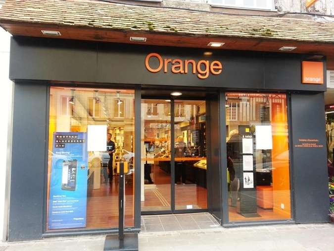 Boutique Orange Gdt - Pont Audemer