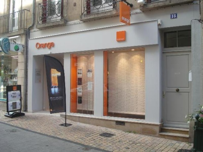 Boutique Orange Gdt - Autun