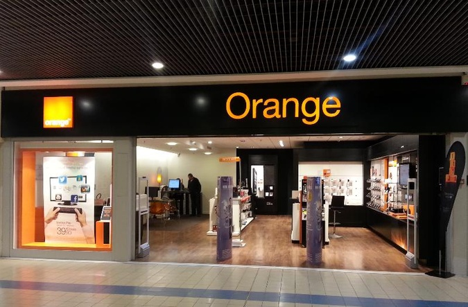 Boutique Orange - St Martin des Champs