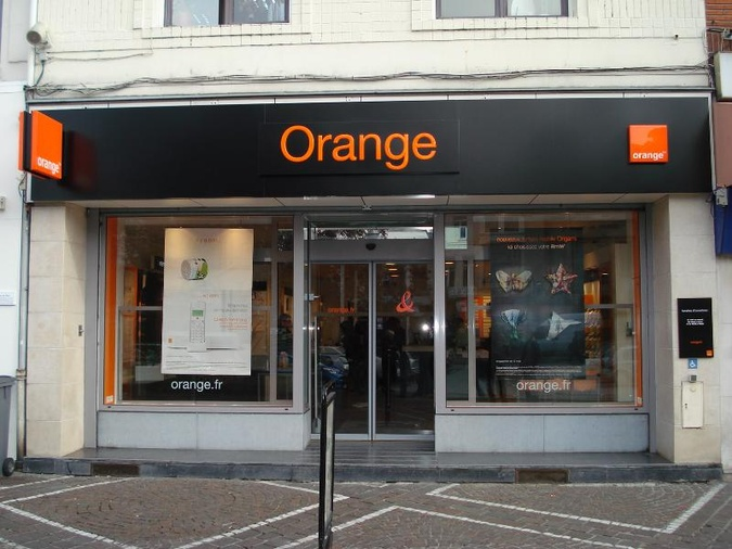 Boutique Orange Gdt - Tourcoing