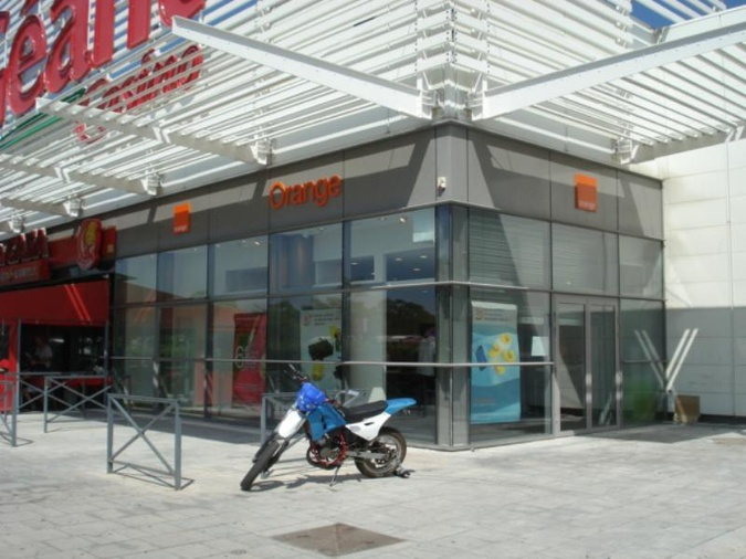 Boutique Orange - Nîmes