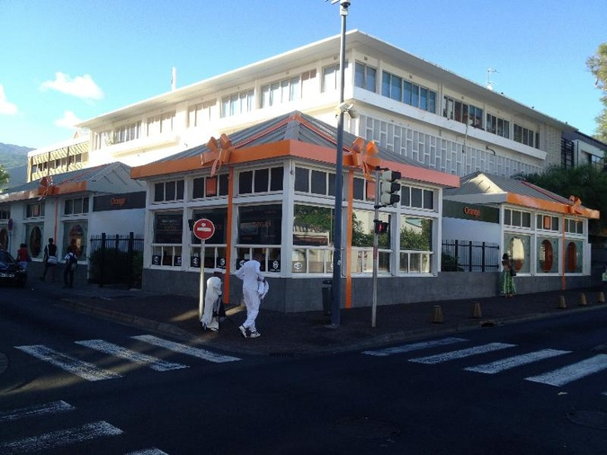 Boutique Orange - St Denis - La Réunion