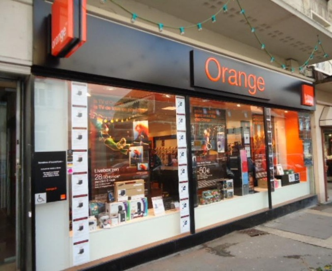 Boutique Orange - Hirson