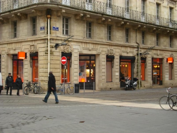 Boutique Orange Intendance - Bordeaux
