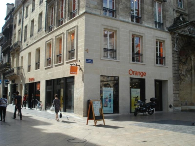 Boutique Orange Centre - Bordeaux