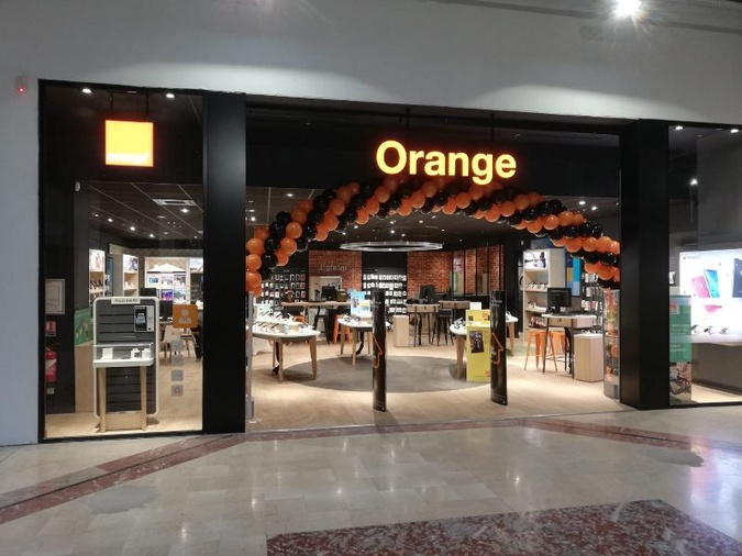 Boutique Orange Grand Sud - Castres