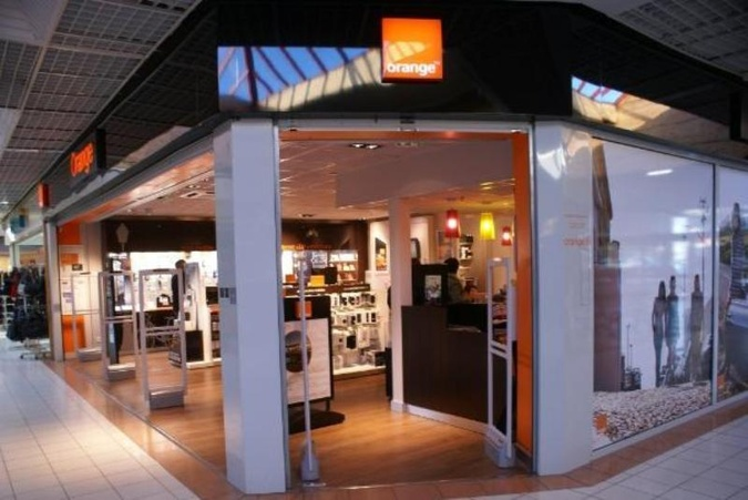 Boutique Orange Gdt Centre Co - Brive la Gaillarde