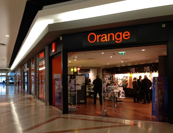 Boutique Orange Gdt - Faches Thumesnil