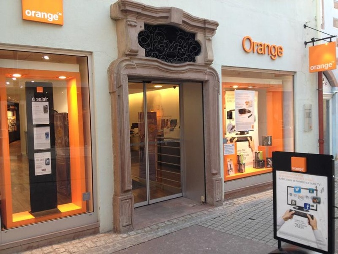 Boutique Orange Gdt - Sélestat