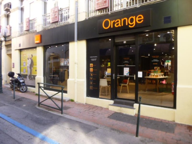 Boutique Orange - Alès