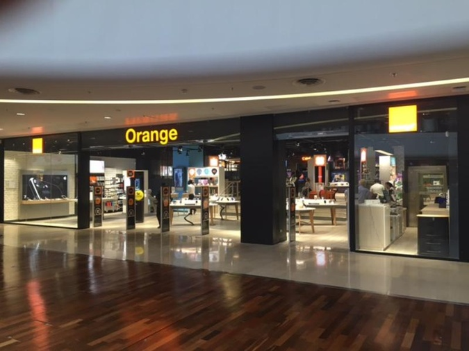 Boutique Orange - Puteaux