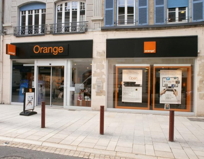 Boutique Orange - Vesoul