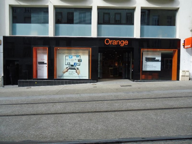 Boutique Orange Jaures - Brest