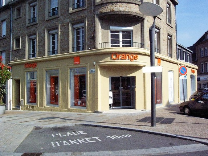 Boutique Orange - Avranches
