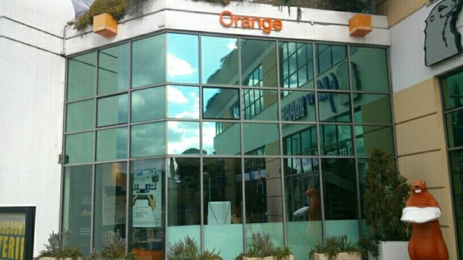 Boutique Orange - Grasse