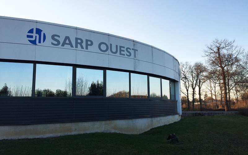 SARP OUEST - ANGERS