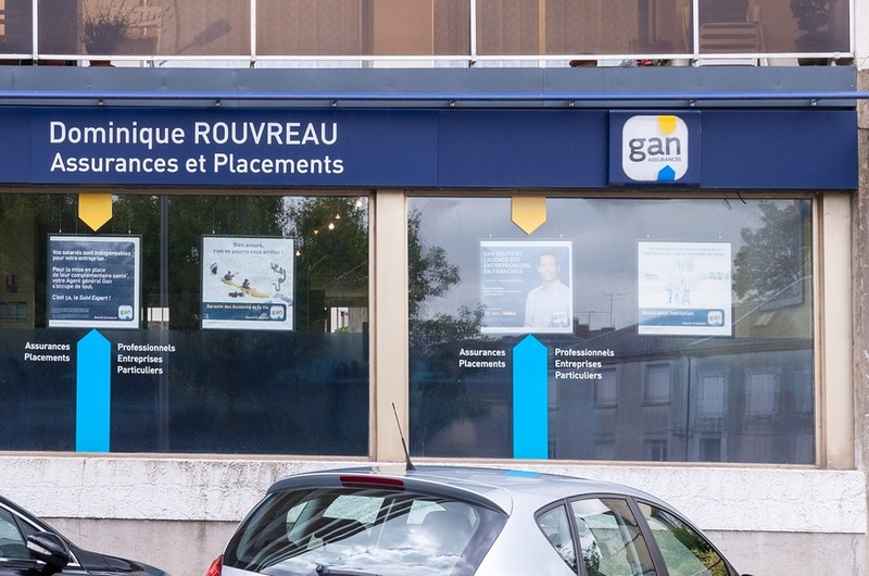 GAN ASSURANCES PARTHENAY CENTRE