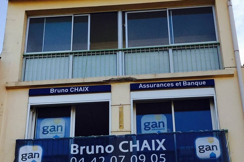 GAN ASSURANCES MARTIGUES FOS BRUNO CHAIX