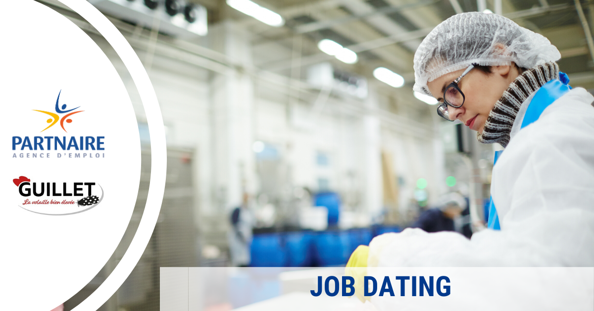 "Partnaire ""Job Dating"" Guillet"