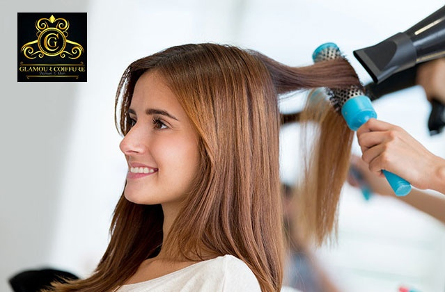 Glamour Coiffure s'occupe de vous !