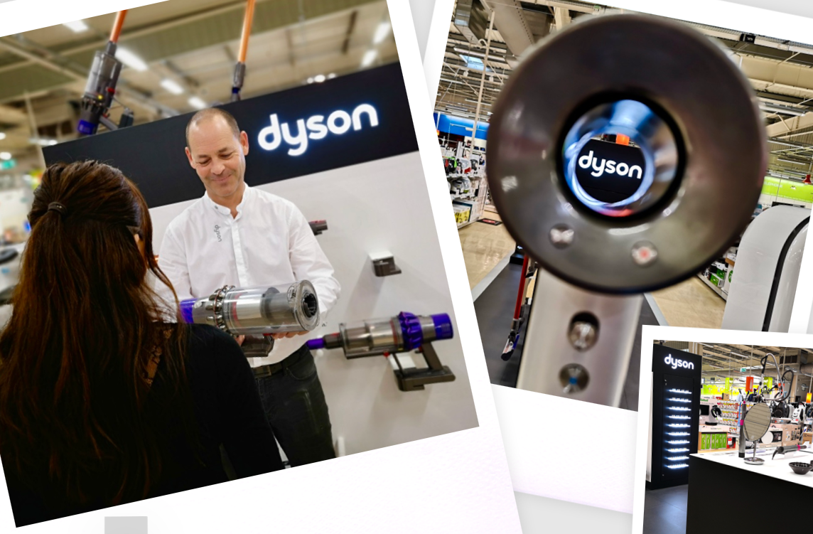 Fred, Expert Dyson