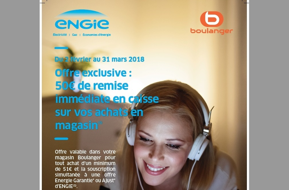 Offre exclusive ENGIE