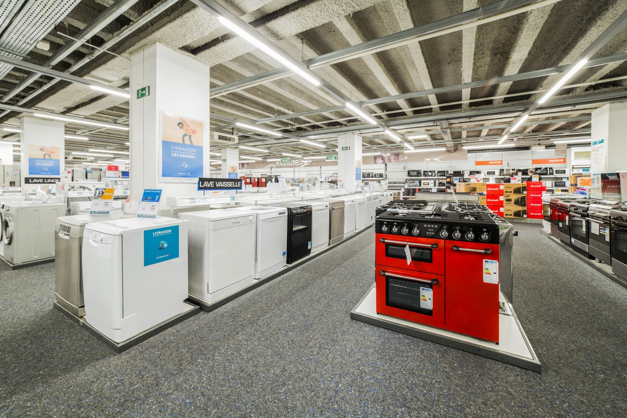 Magasin boulanger a beziers