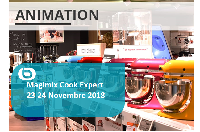 Animation Magimix CookExpert