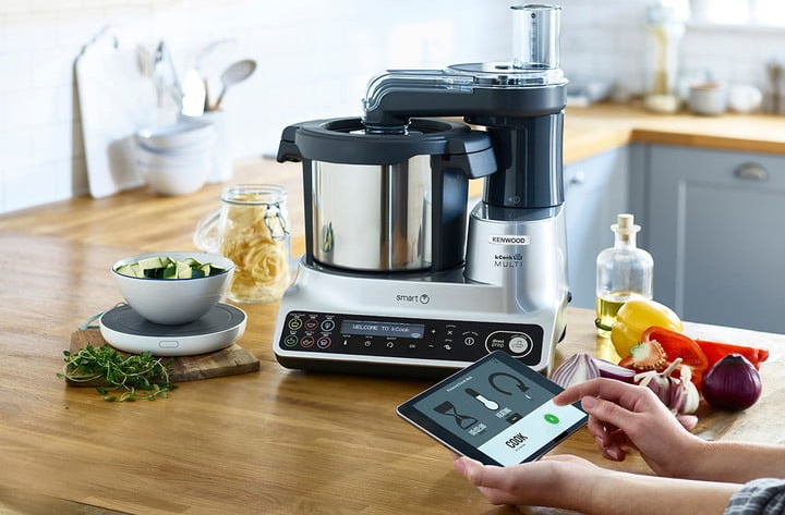 Animation KENWOOD kCook Multi Smart