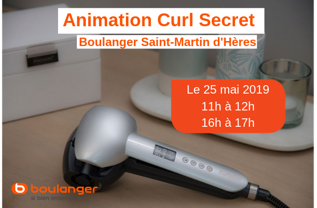 Animation Curl Secret
