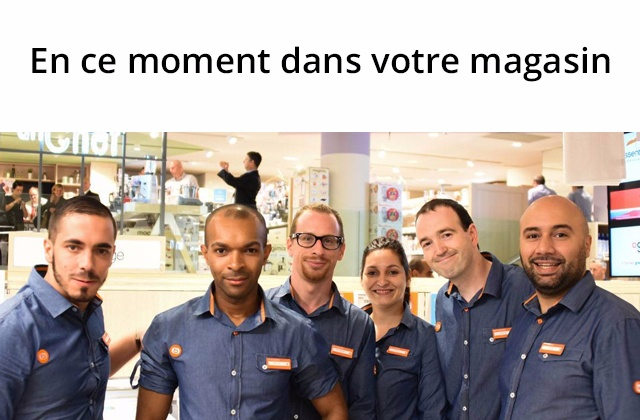 Animations Magasin