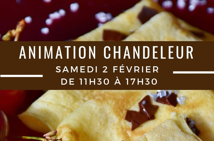 Animation chandeleur